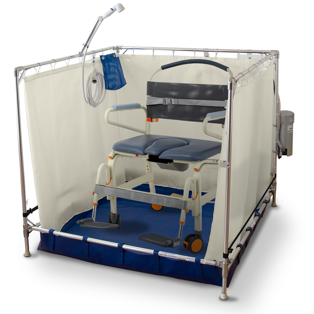 B5000 Bariatric With Chair In