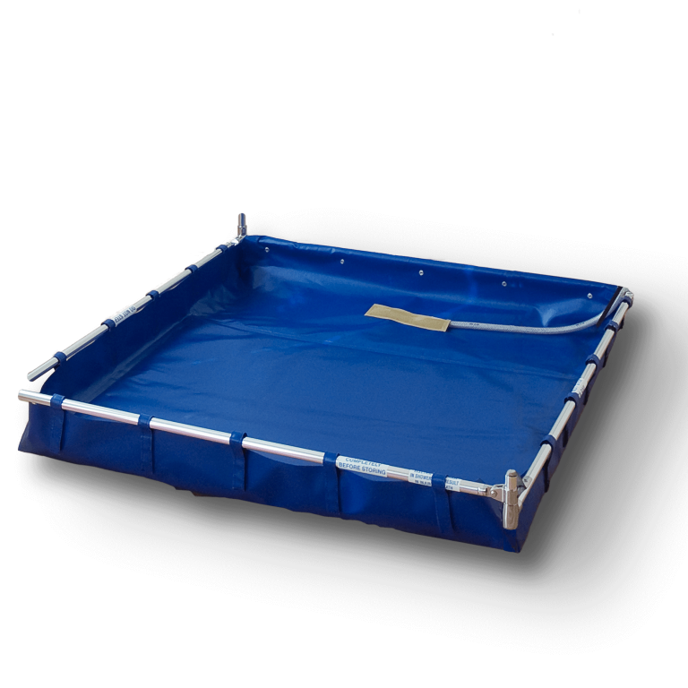 Get an original FAWSsit™ portable shower pan for replacement.
