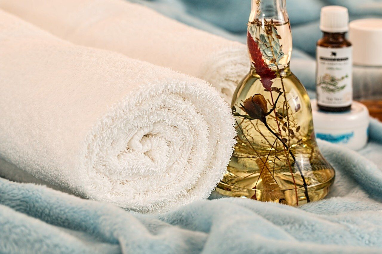Create a spa-like environment for your loved one
