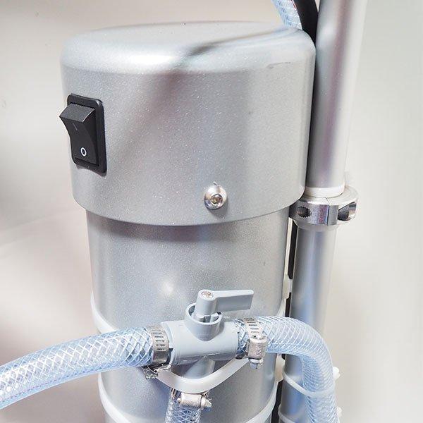 R3000 Pump Valve for dual drainage nozzles